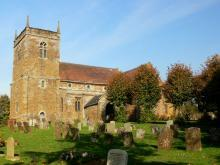 Napton on the Hill, Saint Lawrence Church